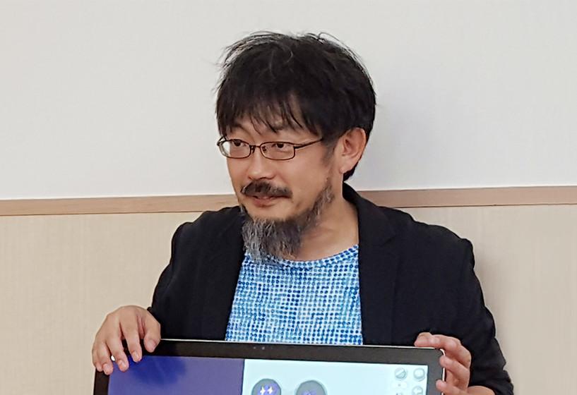原田 康徳